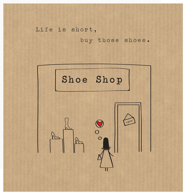 LCF061 - Buy Those Shoes (6pack)