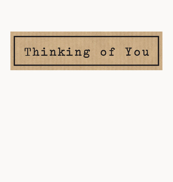 LCF078 - Thinking of You (6pack)