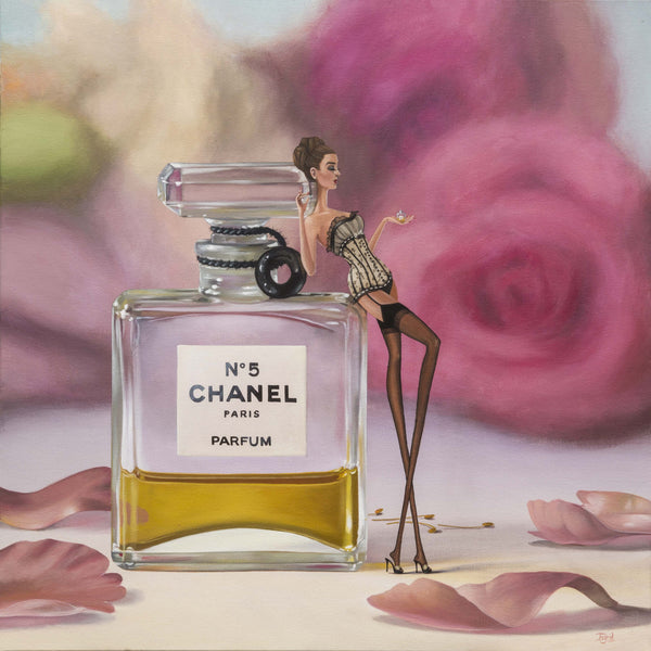 LL02 Chanel No 5 (6 pack)