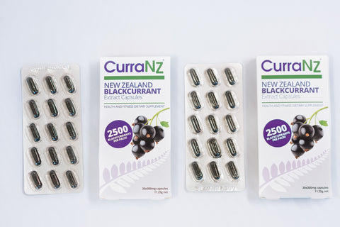 Dosing advice to get the best out of CurraNZ - whatever your goal