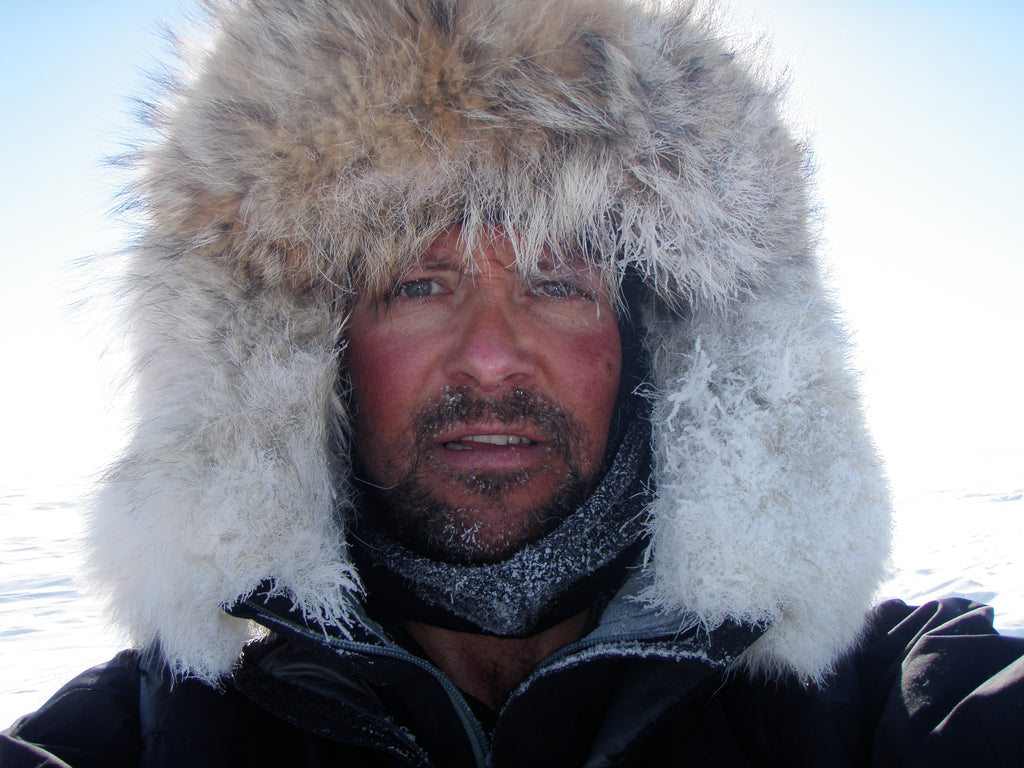 Neil Hunter relying on CurraNZ as he bids to become the first Diabetic to reach South Pole unsupported