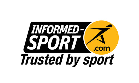 It's official! CurraNZ certified by Informed-Sport, the international mark for trusted supplements