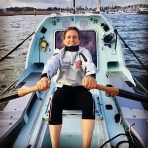 Solo rowing world-record seeker powering across the Atlantic with help from CurraNZ