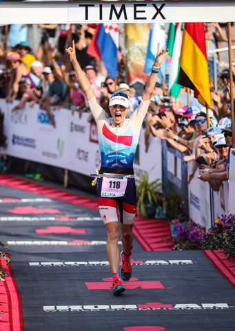 CurraNZ ambassadors race to brilliant medal successes at World IronMan Championships