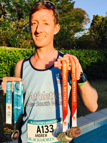 British and Australian CurraNZ ambassadors race to medals in two hemispheres