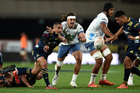 Aaron Smith from the Highlanders is arguably one of the best scrum-halves in the world right now.