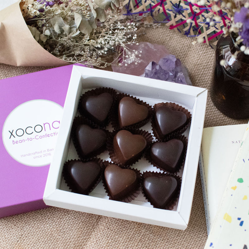 Xoconat Bean-to-Confection Boxes