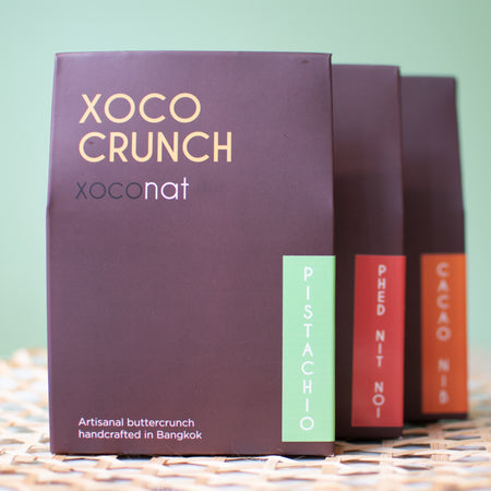 Xoco Crunch Sampler Set