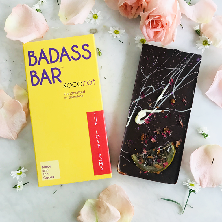 The Love Bomb Badass Bar: Super Special Valentine's Day Xoconat