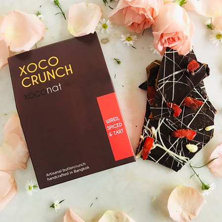 Wired, Spiced & Tart: Super Special Valentine's Day Xoconat