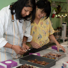 Private Truffle Making Workshop: Ganache Theory and Making Truffles from Start to Finish (2-3 ppl)