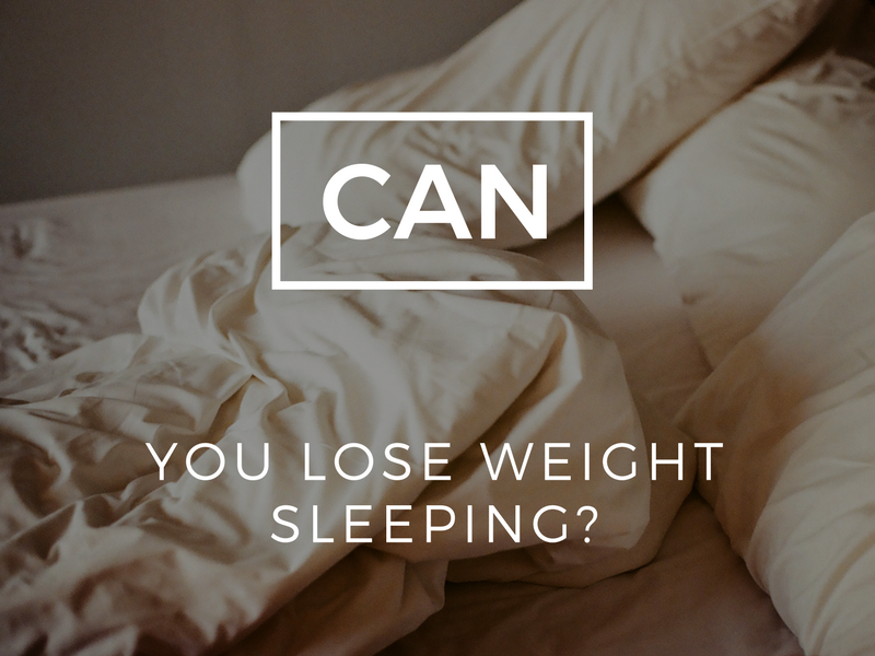 Can You Lose Weight Sleeping?