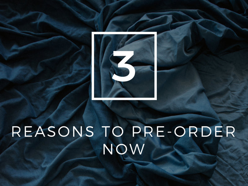 3 Reasons To Pre-Order Now
