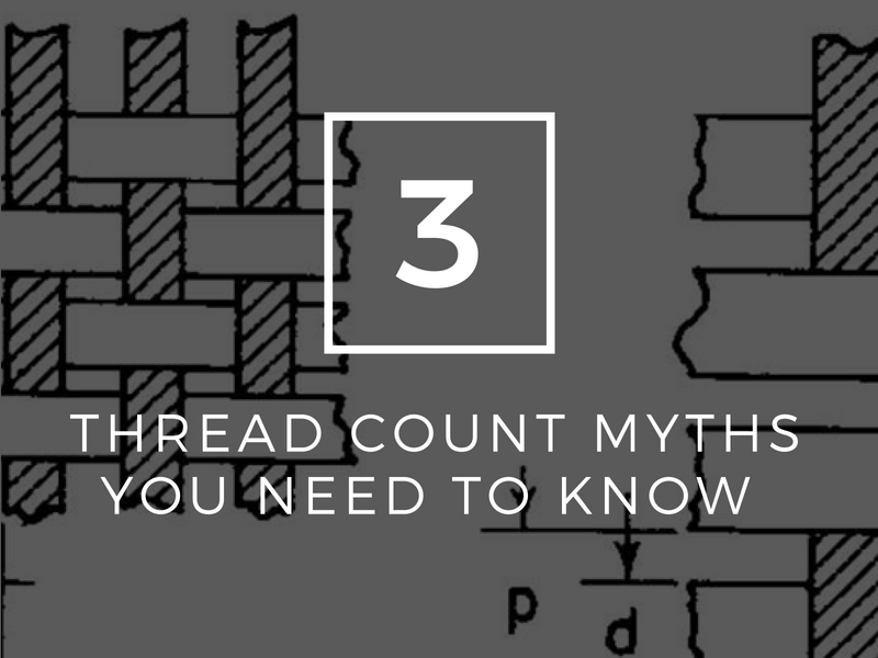 3 thread count myths you need to know