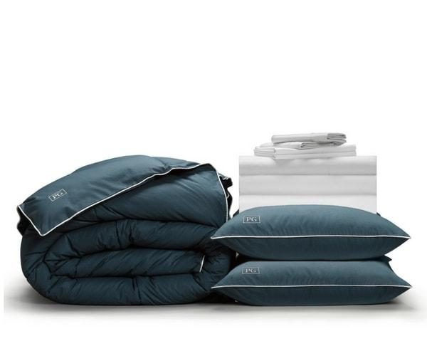 Luxe Soft & Smooth Down Alternative Bundle - Pillow Guy