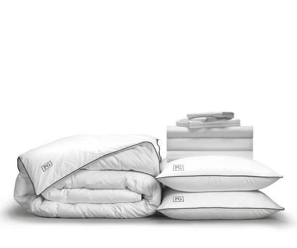 Luxe Soft & Smooth Bundle w/Down - Pillow Guy