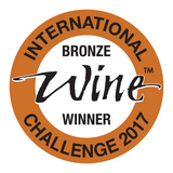 Gillie and Marc Langhorne Creek Chardonnay International Wine Challenge 2017 Bronze Medal Winner