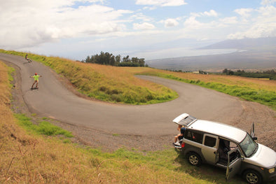 Mauka Maui tour -  Day 1 and 2