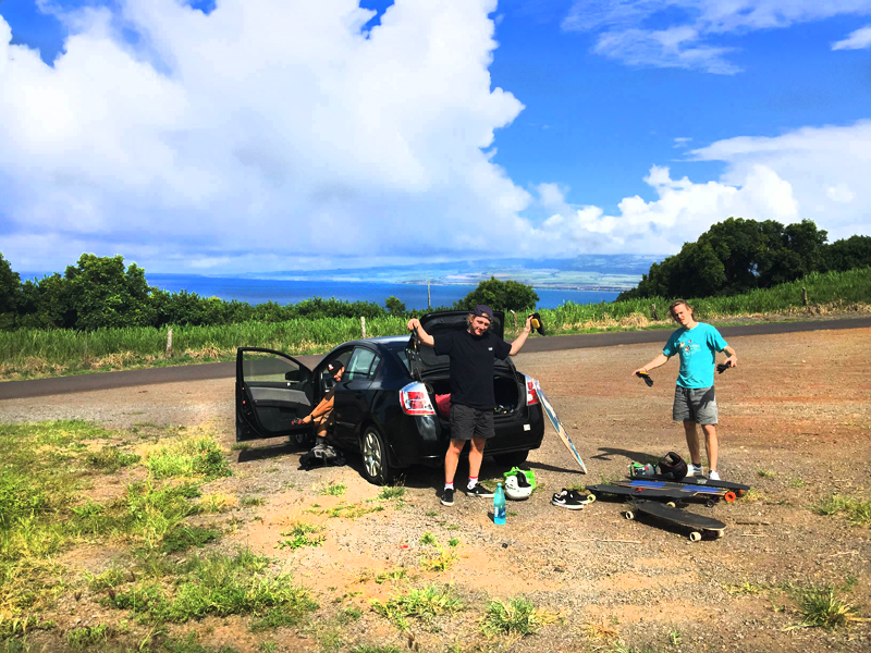 Mauka Maui tour – Day 5, 6 and 7