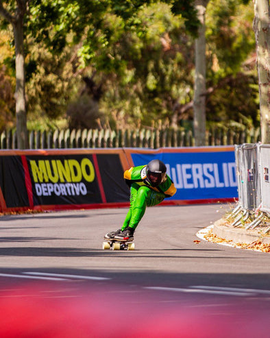 Day One for Downhill at the 2019 World Roller Games