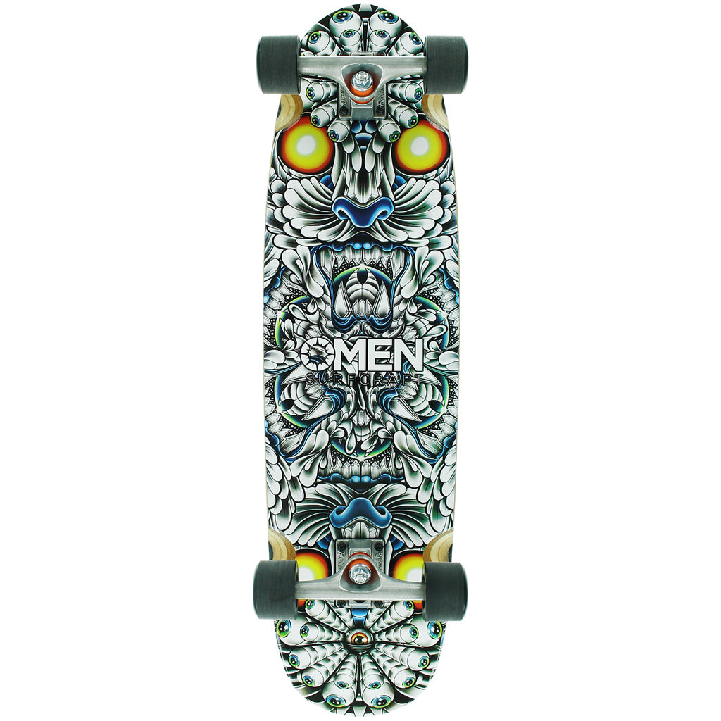 "Omen Jaguar Spirit 33"" cruiser"