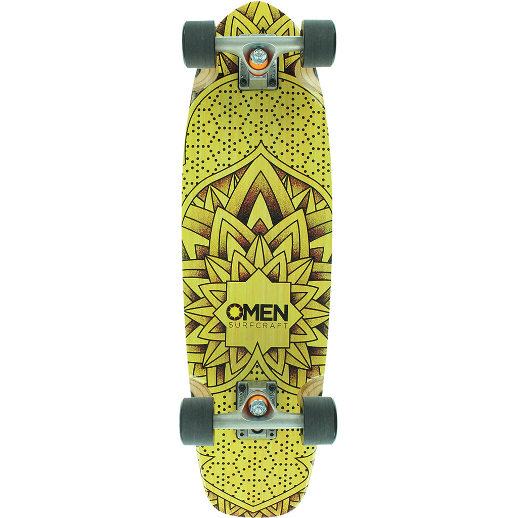 "Omen Mandela ""the big"" 29"" mini cruiser"