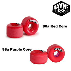 Rayne Envy Slide 62mm longboard wheels