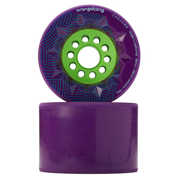 Orangatang Caguama 85mm 83a longboard wheels (coming soon)