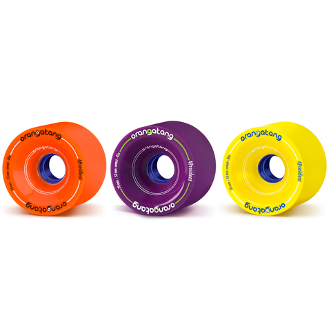 Orangatang 4President 70mm longboard carve wheels