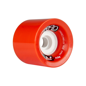 RAD Advantage 74mm 80a longboard wheels