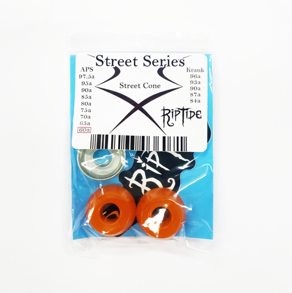 RipTide APS Street Cone skateboard bushings