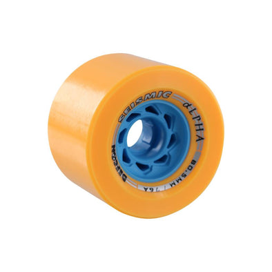 Seismic Alpha 80.5mm x 55mm 76a Mango LDP wheels
