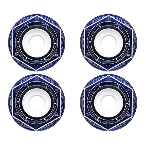 Ahmyo Merkaba 73mm longboard wheels