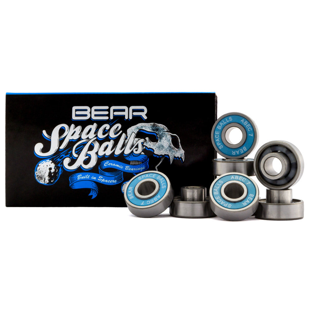 Bear Ceramic Spaceballs bearings
