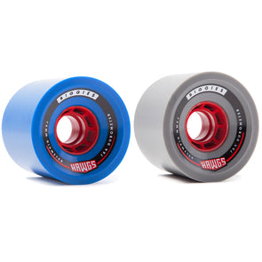 Hawgs Biggie 73mm longboard wheels