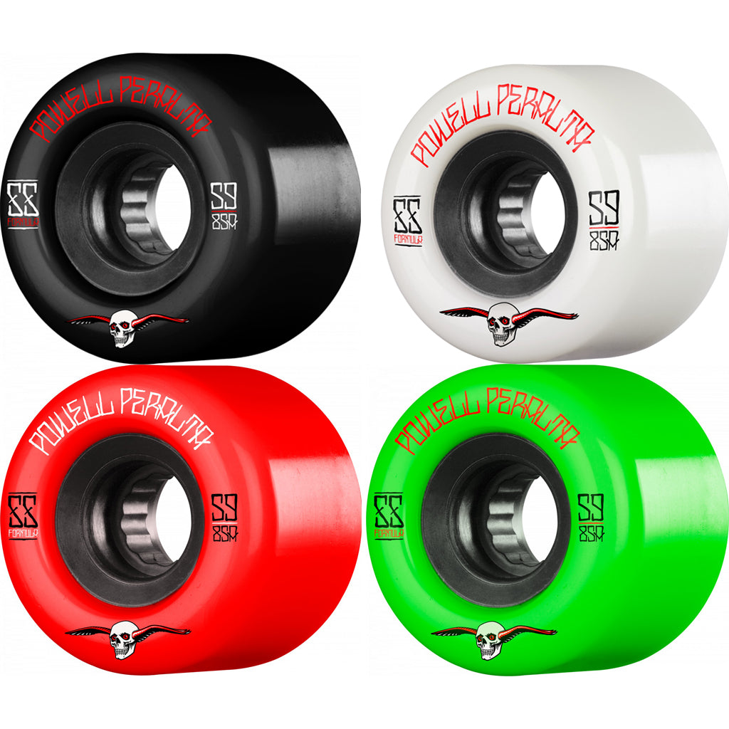 Powell Peralta ATF 85a G-Slides 59mm skateboard wheels