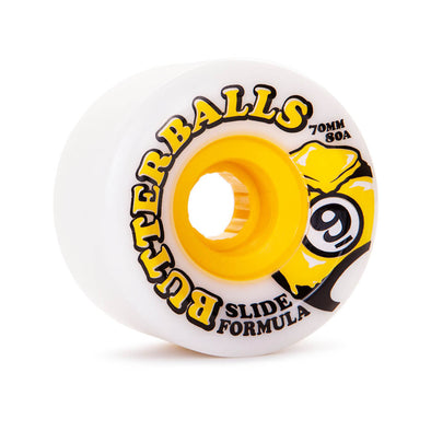 Sector 9 Butterballs 70mm 80a longboard wheels