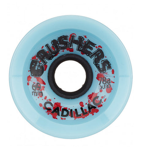 Cadillac 69mm Crushers 78a longboard wheels