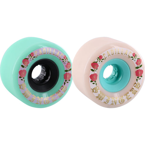 Cadillac Swingers 69mm longboard wheels