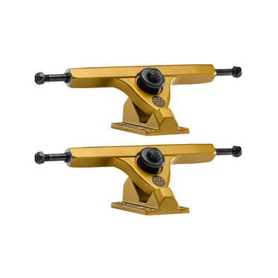 Caliber II Forty Four 184mm Satin Gold longboard trucks