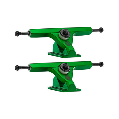 Caliber II Forty Four 184mm Satin Green longboard trucks