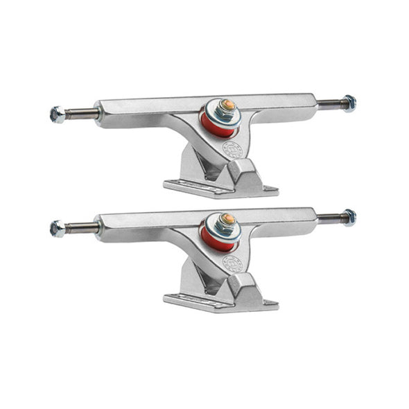 Caliber II Forty Four 184mm Silver longboard trucks