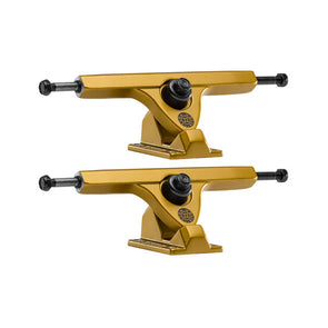 Caliber II Fifty 184mm Satin Gold longboard trucks