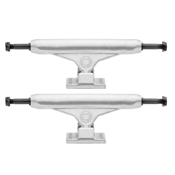 "Caliber 8.5"" standard hollows skateboard trucks"