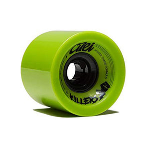 Cuei  Killers 74mm 77a Power Thane longboard wheels