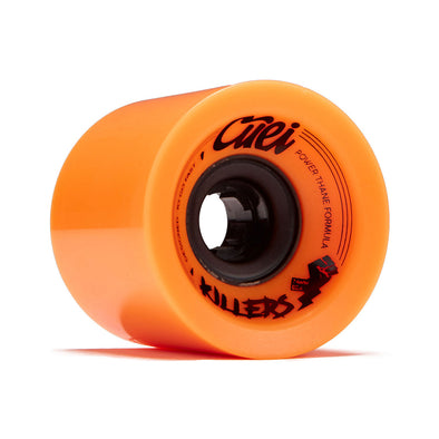 Cuei Killers 74mm 82a Power Thane longboard wheels