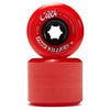 Cuei Free Killers 73mm 80a Flow Thane longboard wheels