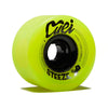 Cuei Steeze 70mm 75a Power Thane longboard wheels