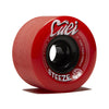 Cuei Steeze 70mm 80a Flow Thane longboard wheels
