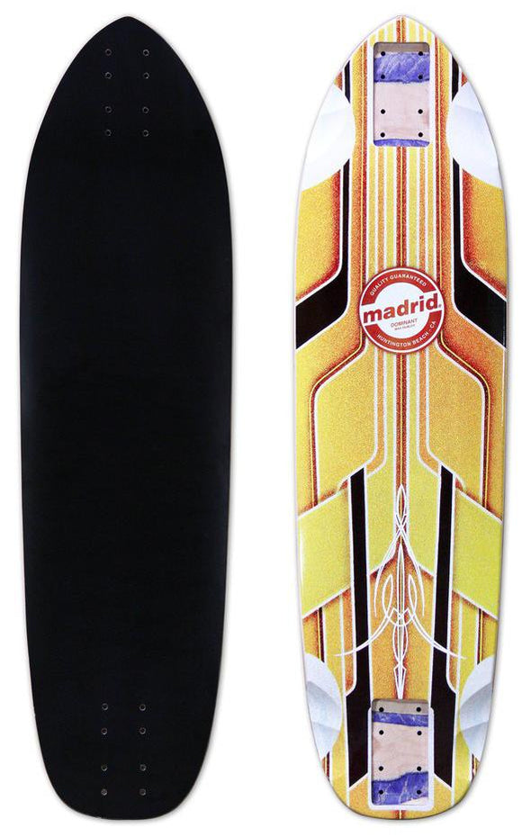 "Madrid 2019 Pro Series Dominant 34.5"" Max Dubler downhill deck"